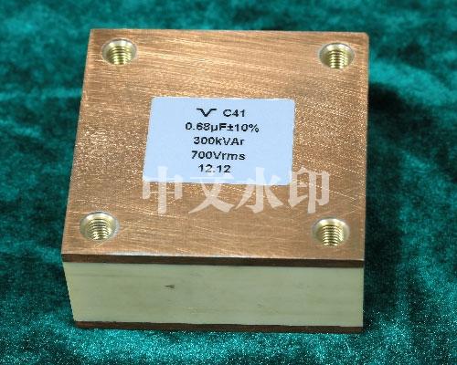 C41A谐振电容器