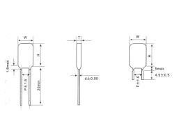 CBB11 有感箔式聚丙烯膜电容器