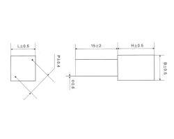 CB17塑料外壳封装箔式聚苯乙烯膜精密电容器