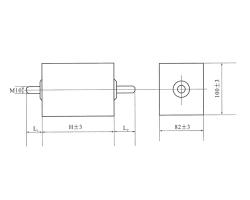 CH88A突波吸收复合介质电容器