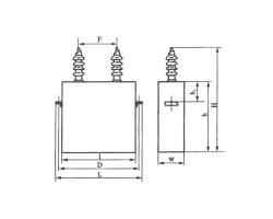 BWF高压并联电容器