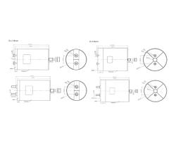 MKP83B铝制外壳干式直流滤波电容器
