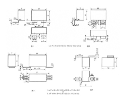 MKP81A IGBT 吸收电容器