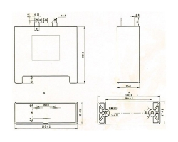 CTZC金属化聚丙烯膜固定电容器