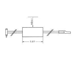 CBG金属化聚丙烯膜交流铁路轨道补偿电容器