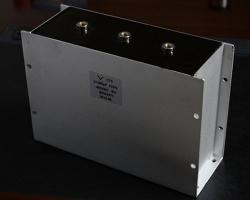 三相AC滤波电容器