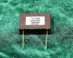 C52直流支撑DC-Link/耦合、滤波电容器