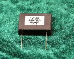 C42谐振电容器