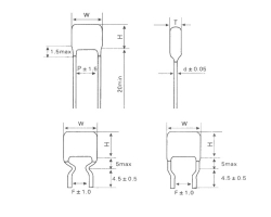 CBB81 high voltage metallized polypropylene film capacitor