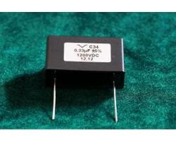 IGBT buffer absorption capacitor